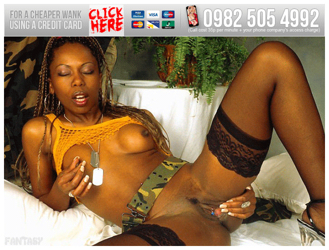 Ebony Mistress Phone Sex Fantasy Sex Chat 35p